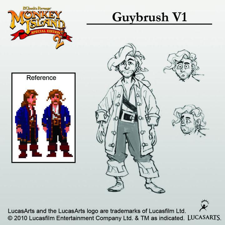 Réflexion : étapes nécessaires à la production d'un jeu. Monkey-island-2-lechuck-s-revenge-special-edition-pc-070