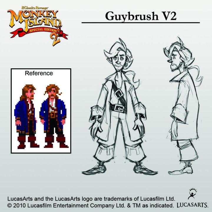 Réflexion : étapes nécessaires à la production d'un jeu. Monkey-island-2-lechuck-s-revenge-special-edition-pc-071