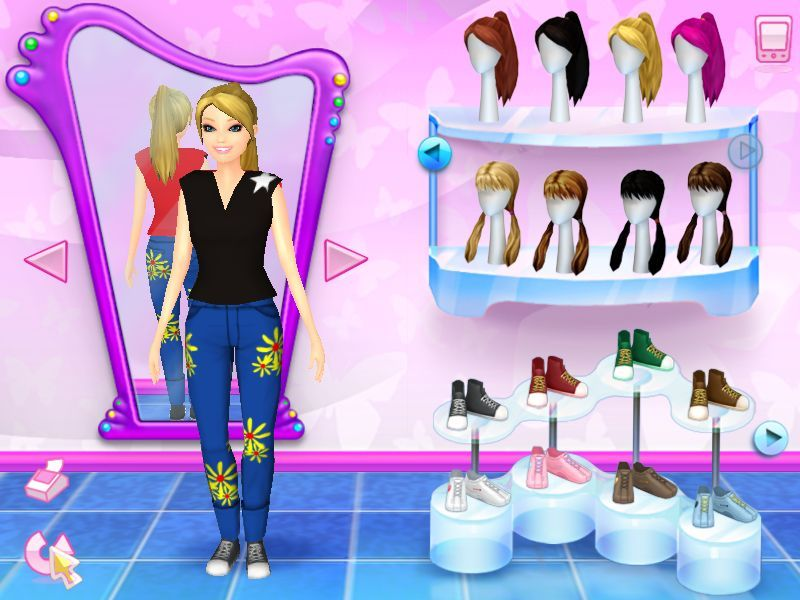 مجموعة من العاب باربي Barbie games Pmncpc020