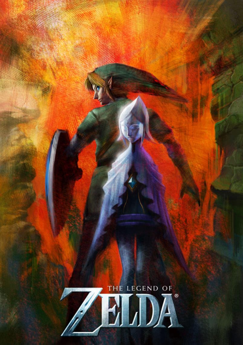 WII : THE LEGEND OF ZELDA : THE SKYWARD SWORD New-zelda-wii-001