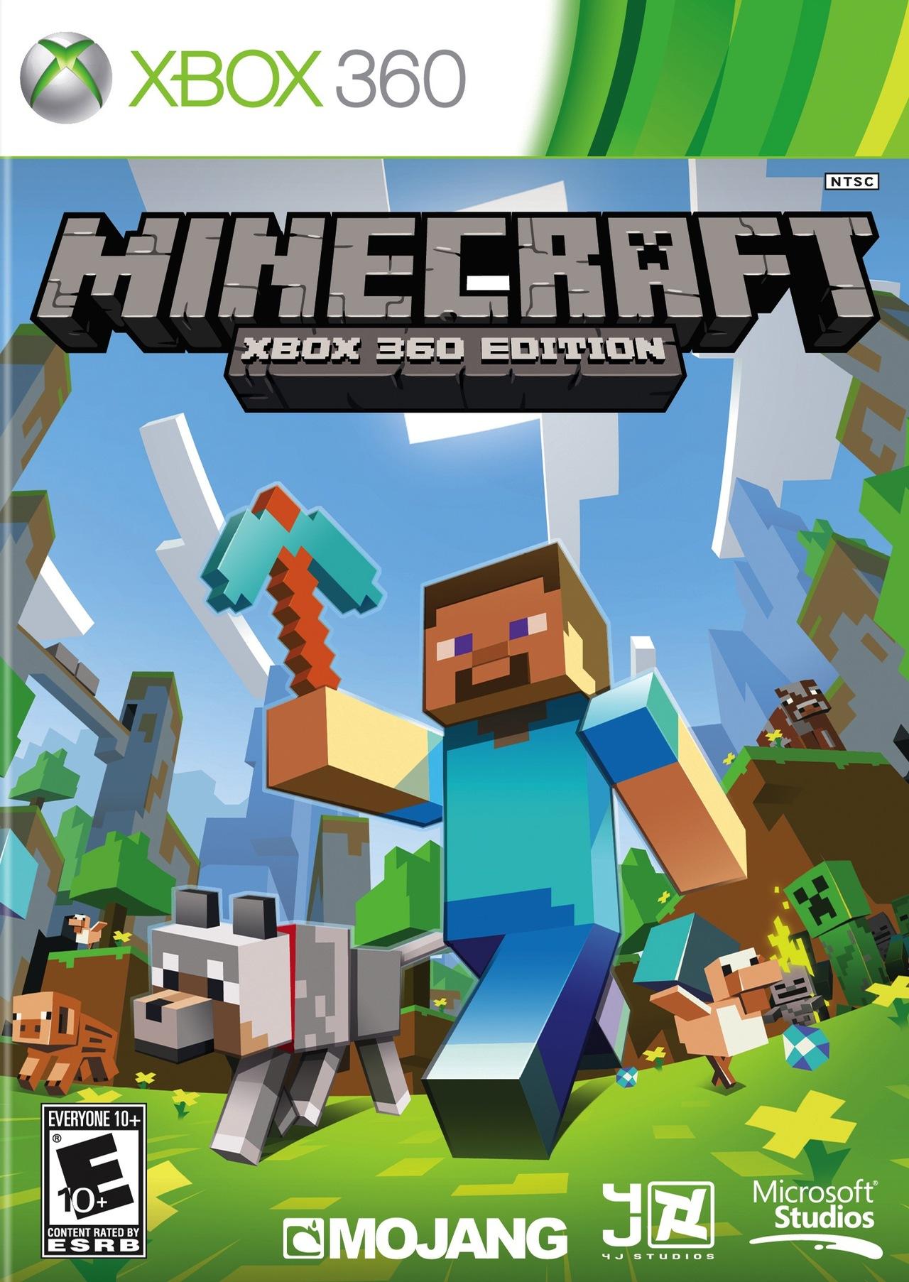 Minecraft - Version boite Xbox 360 annoncé ! Minecraft-xbox-360-1363204494-087