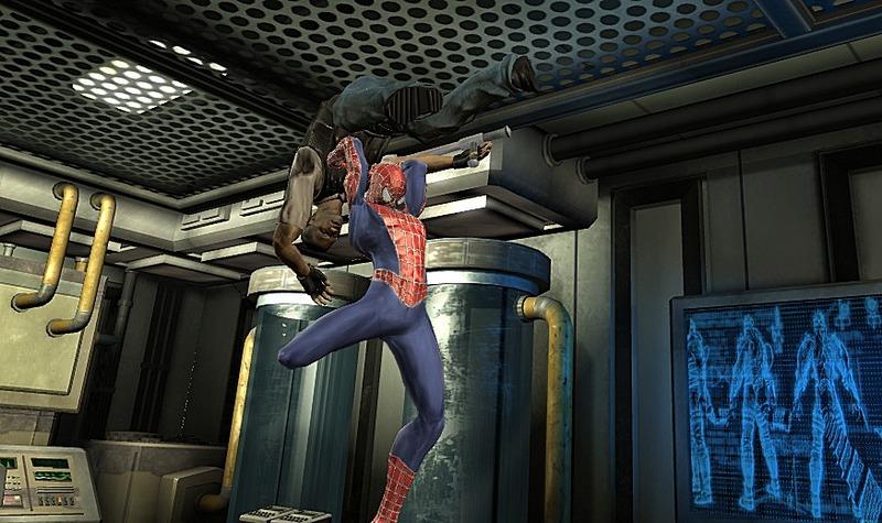 حمل لعبة spider man 3 بحجم 150 ميغا فقط Spi3x3009