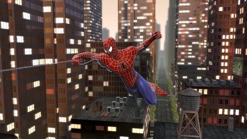 حمل لعبة spider man 3 بحجم 150 ميغا فقط Spi3x3020