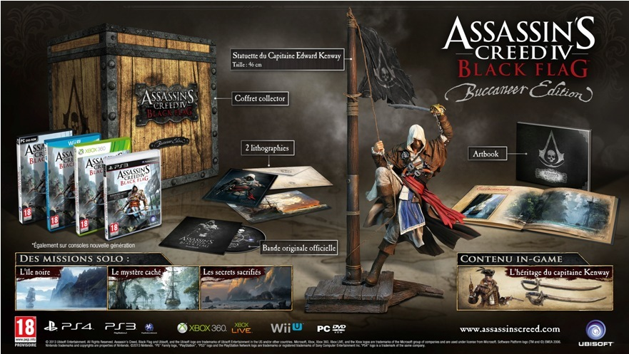 Assassin's Creed IV: premières images Ac4bf_coll_b_mockup_fr