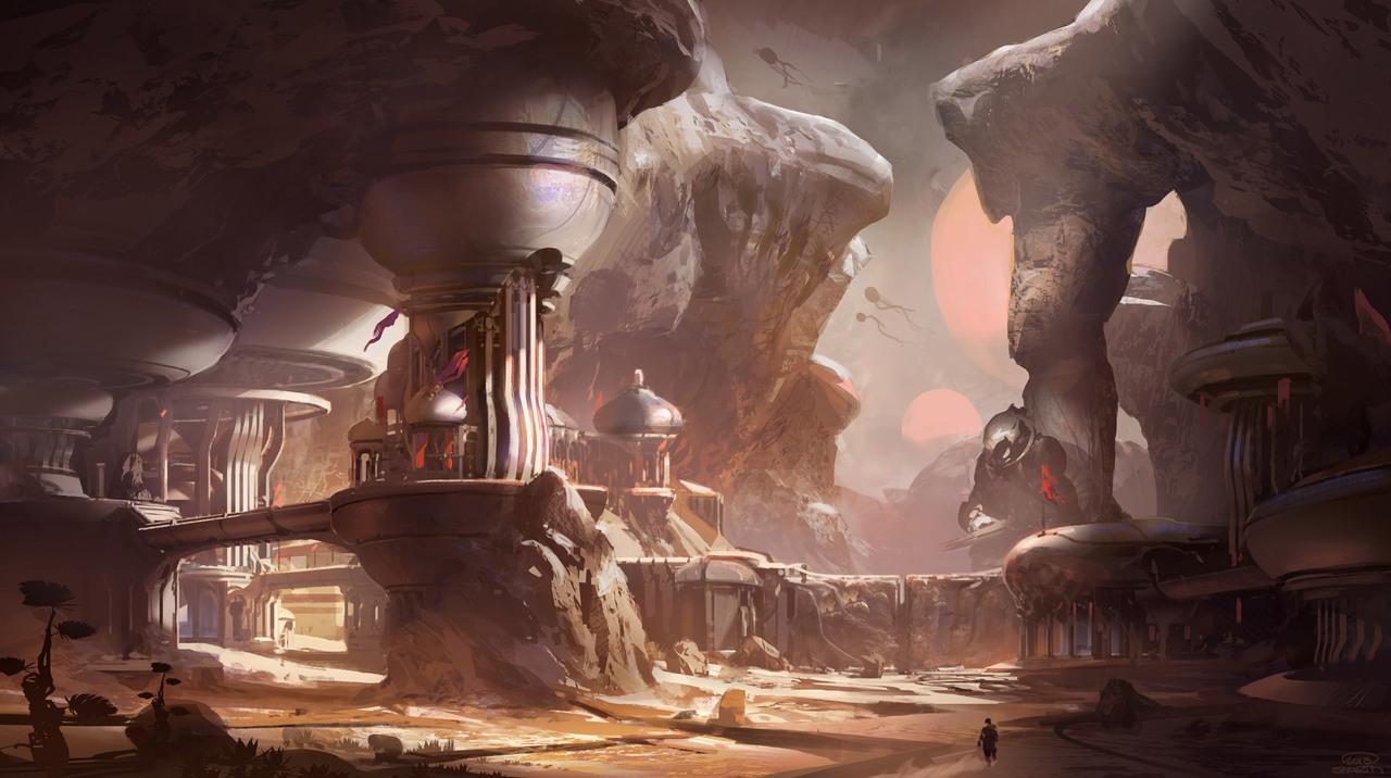 Concept Arts et Artworks de Halo 5: Guardians (GIF/PNG/Screenshots/Logo/Renders/Images/Halo5) Halo-5-guardians-concept-art-ca11b3e478cb49959c1bc3f7bca3533f
