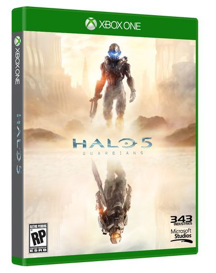 16/05/2014 : Annonce officielle de 343 Industries, Halo 5 : Guardians ! Jaquettehalo