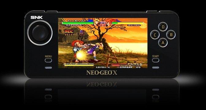 La NEO GEO X GOLD collector repoussé Neo_geo_x