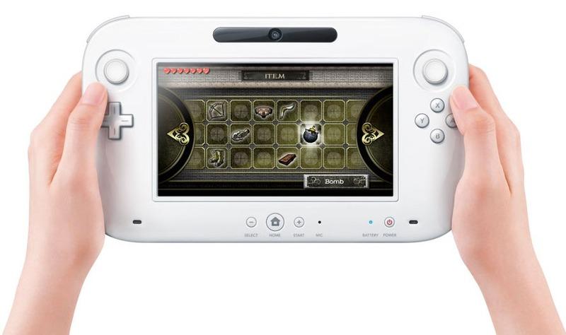 Nintendo - WII U Pad_wii_u