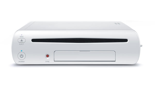 Nintendo - WII U Wiiuconsole