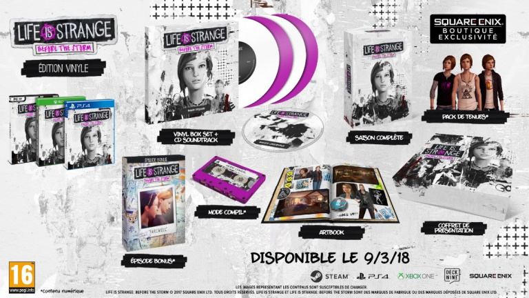 Life is Strange : Before the Storm Collector 1516292939-2322-artwork