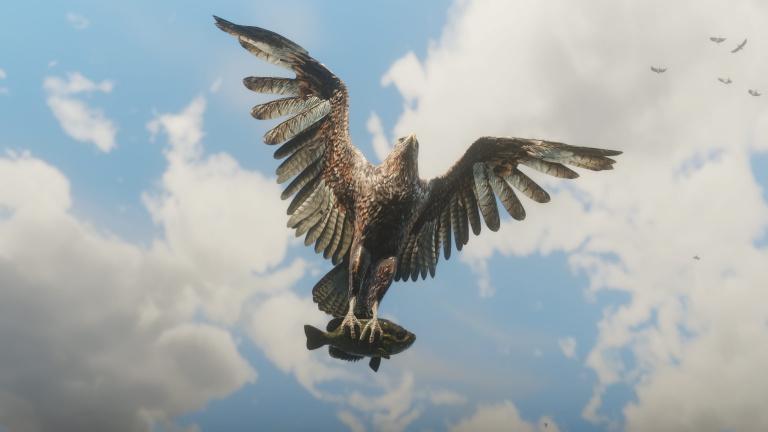 Red Dead Redemption II : Un aperçu de la vie sauvage en images 1538208009-7681-capture-d-ecran