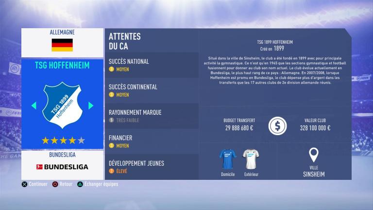 FIFA 19 Mode Carrière : Les jeunes les plus prometteurs, le budget des clubs et bien choisir son équipe 1538386266-7238-capture-d-ecran