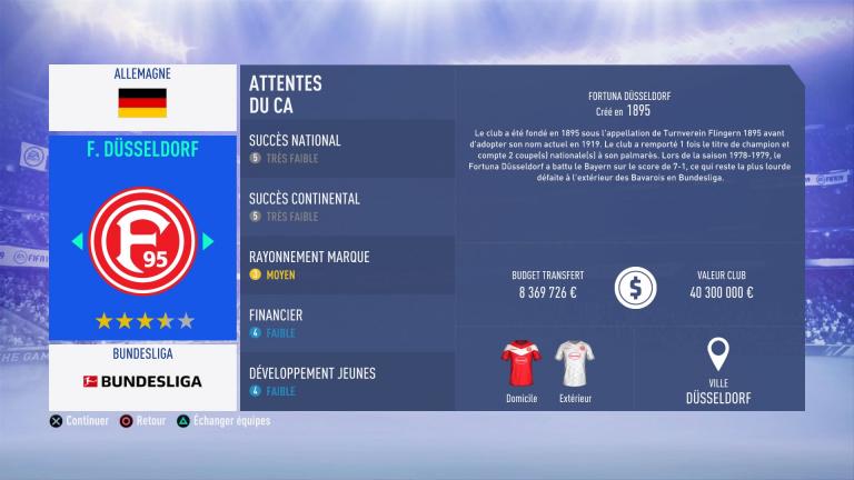 FIFA 19 Mode Carrière : Les jeunes les plus prometteurs, le budget des clubs et bien choisir son équipe 1538386296-4595-capture-d-ecran