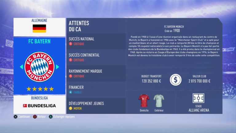 FIFA 19 Mode Carrière : Les jeunes les plus prometteurs, le budget des clubs et bien choisir son équipe 1538386299-4284-capture-d-ecran