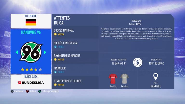 FIFA 19 Mode Carrière : Les jeunes les plus prometteurs, le budget des clubs et bien choisir son équipe 1538386312-1679-capture-d-ecran