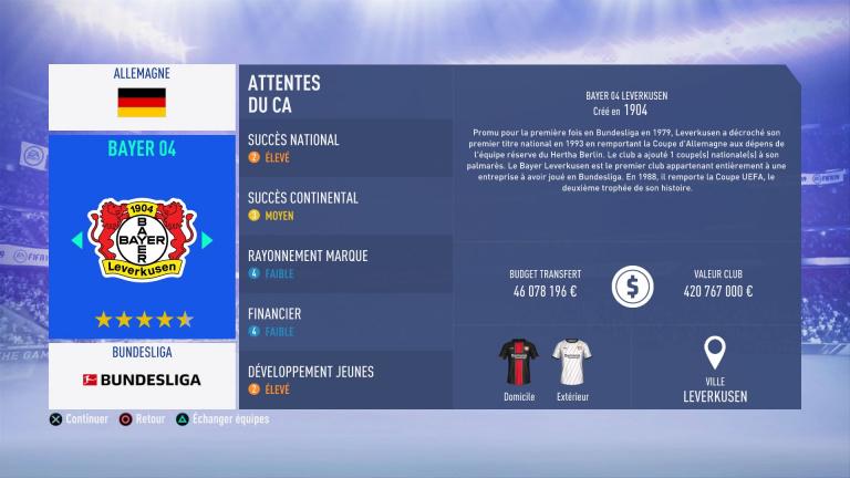 FIFA 19 Mode Carrière : Les jeunes les plus prometteurs, le budget des clubs et bien choisir son équipe 1538386318-894-capture-d-ecran