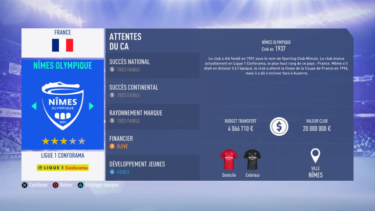 FIFA 19 Mode Carrière : Les jeunes les plus prometteurs, le budget des clubs et bien choisir son équipe 1538386691-1743-capture-d-ecran