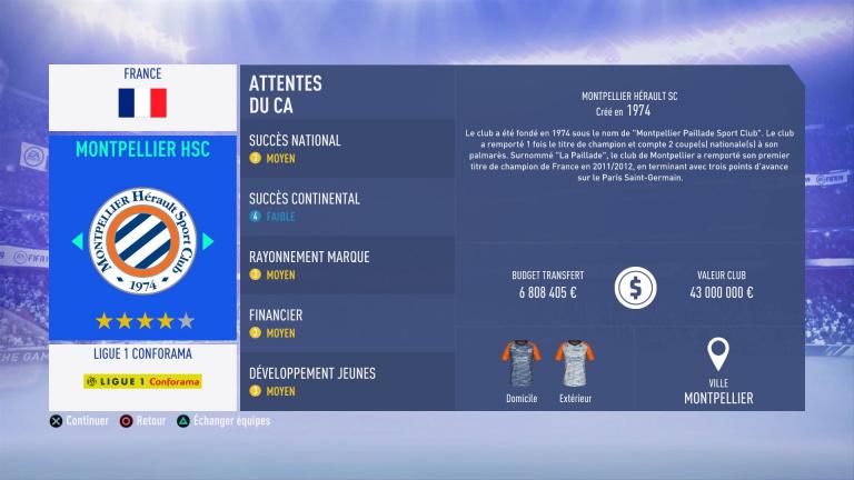 FIFA 19 Mode Carrière : Les jeunes les plus prometteurs, le budget des clubs et bien choisir son équipe 1538386695-1430-capture-d-ecran