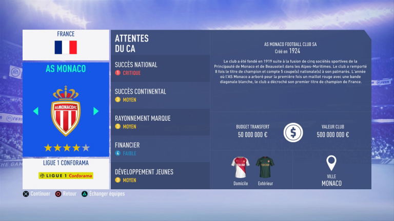 FIFA 19 Mode Carrière : Les jeunes les plus prometteurs, le budget des clubs et bien choisir son équipe 1538386704-8332-capture-d-ecran