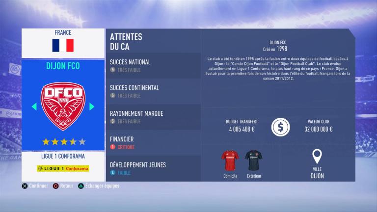 FIFA 19 Mode Carrière : Les jeunes les plus prometteurs, le budget des clubs et bien choisir son équipe 1538386721-2151-capture-d-ecran