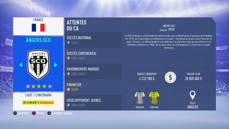 FIFA 19 Mode Carrière : Les jeunes les plus prometteurs, le budget des clubs et bien choisir son équipe 1538386724-1034-capture-d-ecran