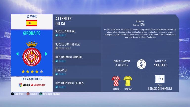 FIFA 19 Mode Carrière : Les jeunes les plus prometteurs, le budget des clubs et bien choisir son équipe 1538387959-3610-capture-d-ecran