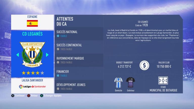 FIFA 19 Mode Carrière : Les jeunes les plus prometteurs, le budget des clubs et bien choisir son équipe 1538387991-3192-capture-d-ecran