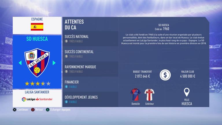 FIFA 19 Mode Carrière : Les jeunes les plus prometteurs, le budget des clubs et bien choisir son équipe 1538388204-7222-capture-d-ecran
