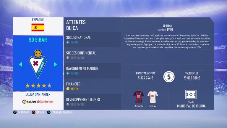 FIFA 19 Mode Carrière : Les jeunes les plus prometteurs, le budget des clubs et bien choisir son équipe 1538388211-8967-capture-d-ecran