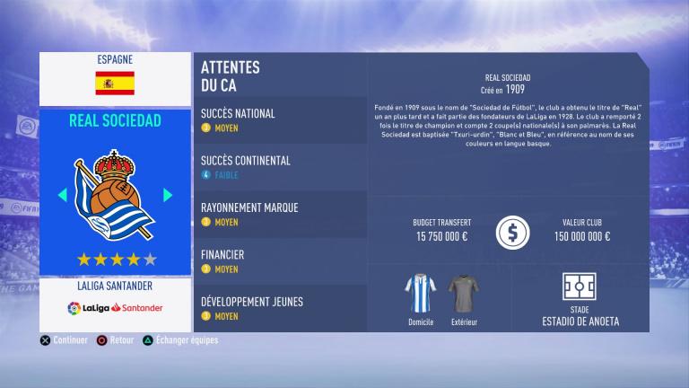 FIFA 19 Mode Carrière : Les jeunes les plus prometteurs, le budget des clubs et bien choisir son équipe 1538388218-4956-capture-d-ecran