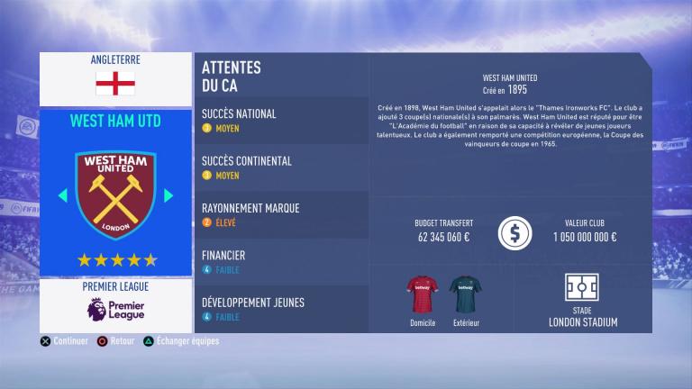 FIFA 19 Mode Carrière : Les jeunes les plus prometteurs, le budget des clubs et bien choisir son équipe 1538388437-6434-capture-d-ecran