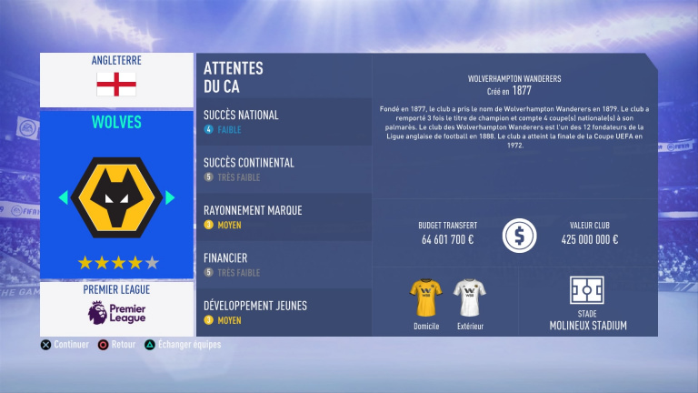 FIFA 19 Mode Carrière : Les jeunes les plus prometteurs, le budget des clubs et bien choisir son équipe 1538388450-6404-capture-d-ecran