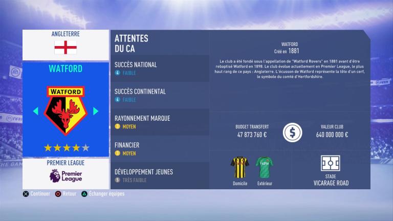 FIFA 19 Mode Carrière : Les jeunes les plus prometteurs, le budget des clubs et bien choisir son équipe 1538388453-2788-capture-d-ecran