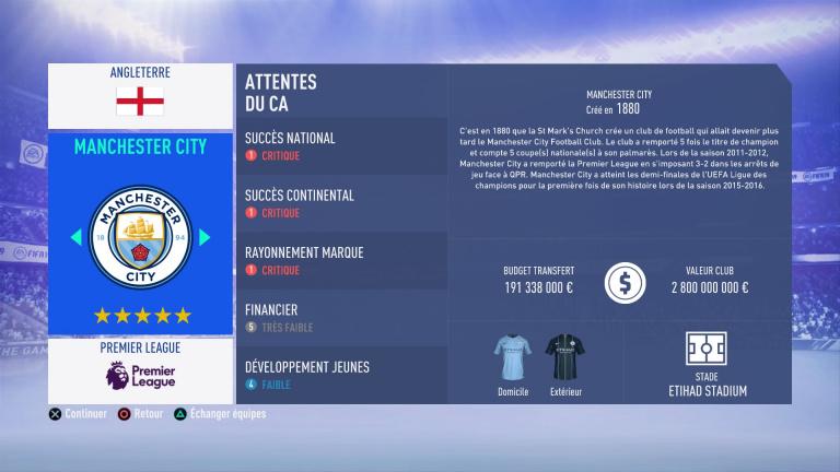 FIFA 19 Mode Carrière : Les jeunes les plus prometteurs, le budget des clubs et bien choisir son équipe 1538388457-4864-capture-d-ecran