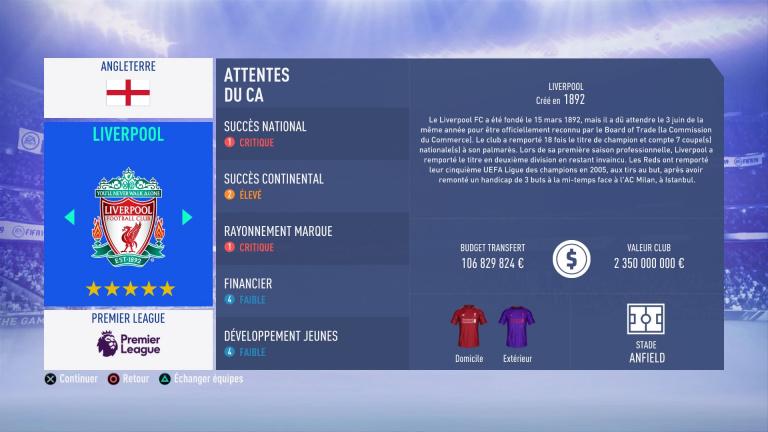 FIFA 19 Mode Carrière : Les jeunes les plus prometteurs, le budget des clubs et bien choisir son équipe 1538388468-2119-capture-d-ecran