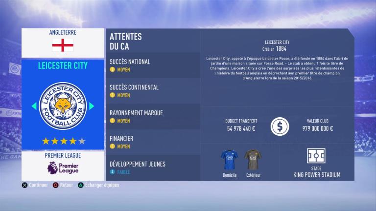 FIFA 19 Mode Carrière : Les jeunes les plus prometteurs, le budget des clubs et bien choisir son équipe 1538388500-1082-capture-d-ecran