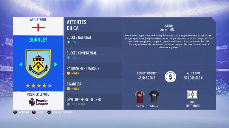 FIFA 19 Mode Carrière : Les jeunes les plus prometteurs, le budget des clubs et bien choisir son équipe 1538388501-802-capture-d-ecran