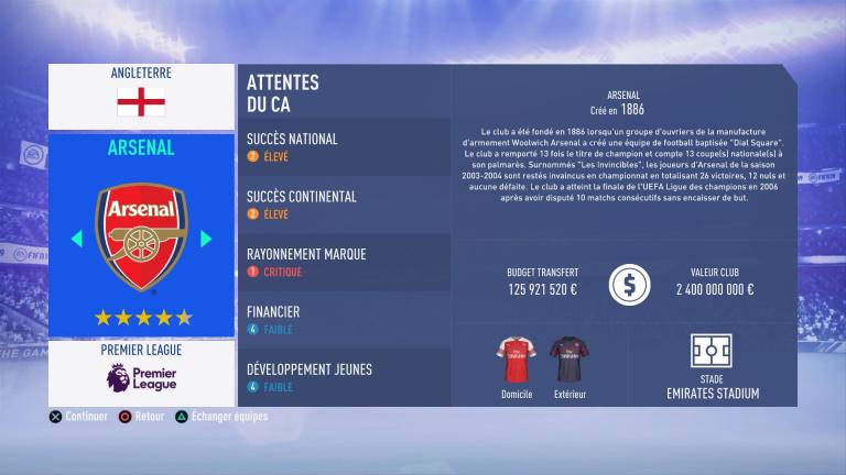 FIFA 19 Mode Carrière : Les jeunes les plus prometteurs, le budget des clubs et bien choisir son équipe 1538388505-7718-capture-d-ecran