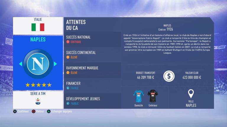 FIFA 19 Mode Carrière : Les jeunes les plus prometteurs, le budget des clubs et bien choisir son équipe 1538388807-8401-capture-d-ecran