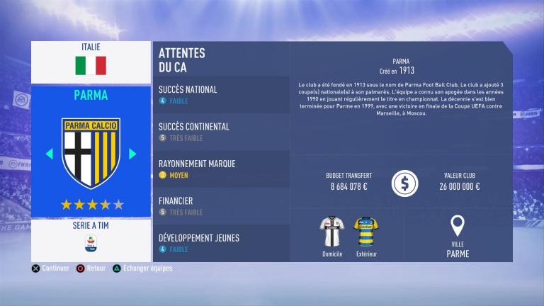 FIFA 19 Mode Carrière : Les jeunes les plus prometteurs, le budget des clubs et bien choisir son équipe 1538388815-1944-capture-d-ecran