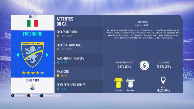 FIFA 19 Mode Carrière : Les jeunes les plus prometteurs, le budget des clubs et bien choisir son équipe 1538388857-1659-capture-d-ecran