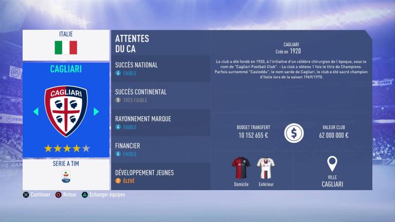 FIFA 19 Mode Carrière : Les jeunes les plus prometteurs, le budget des clubs et bien choisir son équipe 1538388858-7835-capture-d-ecran