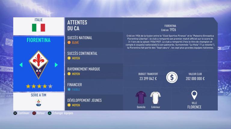 FIFA 19 Mode Carrière : Les jeunes les plus prometteurs, le budget des clubs et bien choisir son équipe 1538388859-7327-capture-d-ecran
