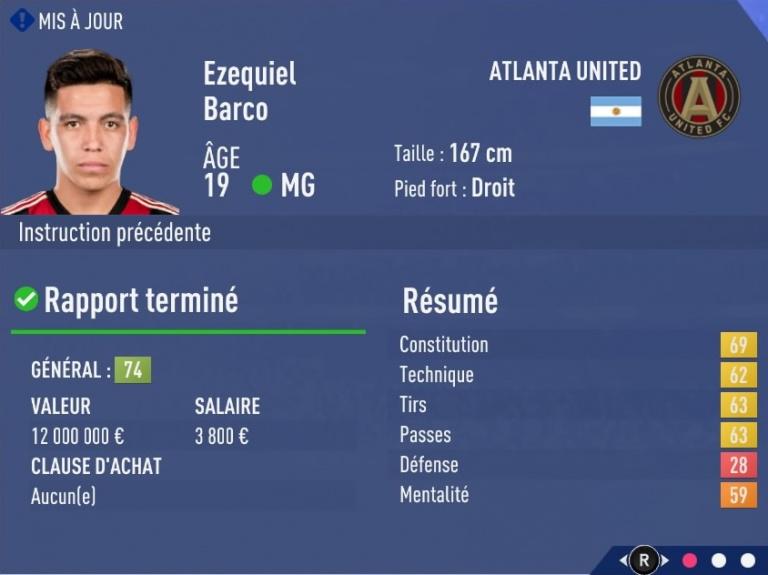 FIFA 19 Mode Carrière : Les jeunes les plus prometteurs, le budget des clubs et bien choisir son équipe 1538393815-6122-capture-d-ecran