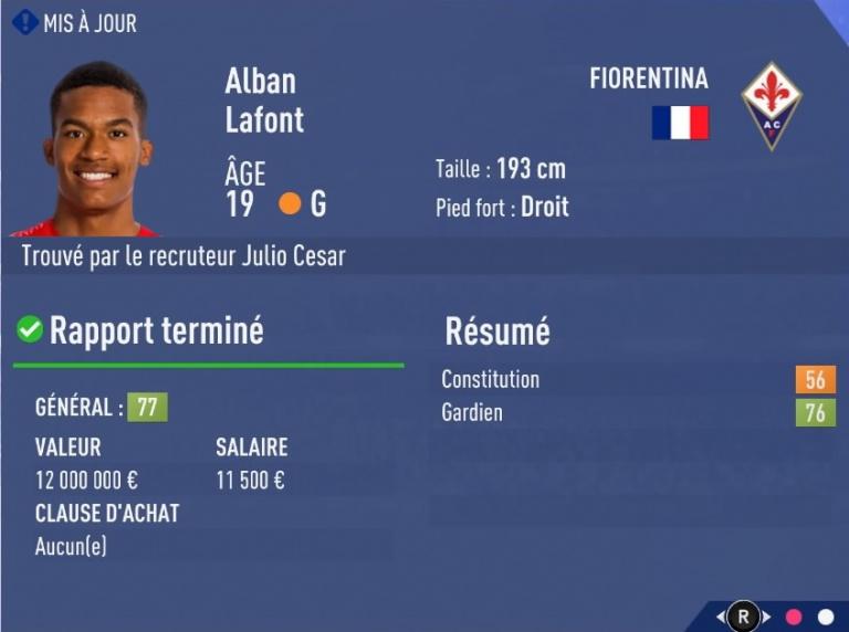 FIFA 19 Mode Carrière : Les jeunes les plus prometteurs, le budget des clubs et bien choisir son équipe 1538393828-3583-capture-d-ecran