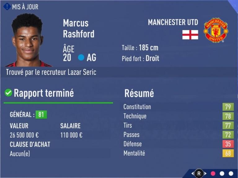 FIFA 19 Mode Carrière : Les jeunes les plus prometteurs, le budget des clubs et bien choisir son équipe 1538393852-5178-capture-d-ecran