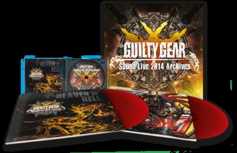 """Guilty Gear Xrd Revelator  """"Let's Rock"""" 1461950013-9053-photo"""