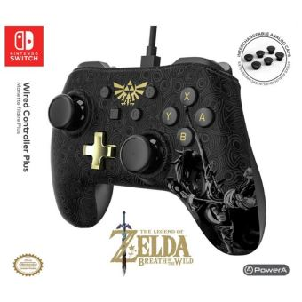 Manette Switch Super Mario et Zelda 1504615734-7475-photo