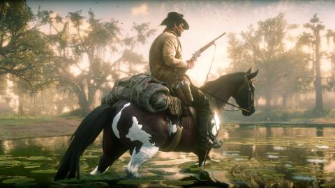 Red Dead Redemption II : Un aperçu de la vie sauvage en images 1537948181-5253-capture-d-ecran