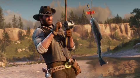Red Dead Redemption II : Un aperçu de la vie sauvage en images 1537948181-6647-capture-d-ecran
